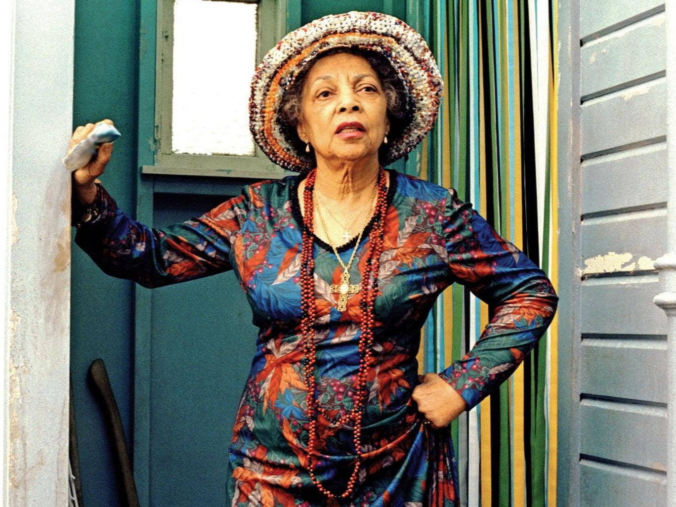 Actress and activist Ruby Dee died on 11 June 2014 aged 91