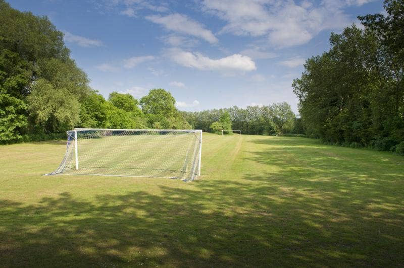 Eight bedroom detached house for sale, Sheering Hall Drive, Sheering, Essex CM17. On with Hamptons for £5,850,000. Comes with own football pitch.
