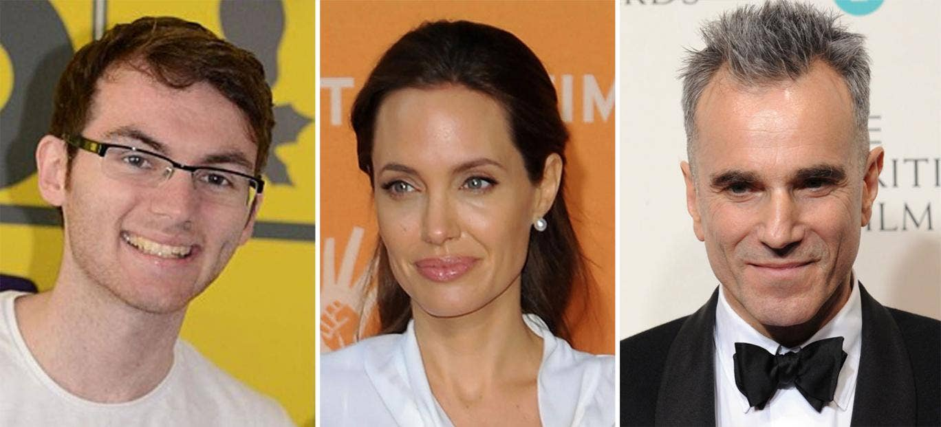Stephen Sutton, Angelina Jolie and Daniel Day-Lewis have been recognised in the Queen's Birthday Honours 2014