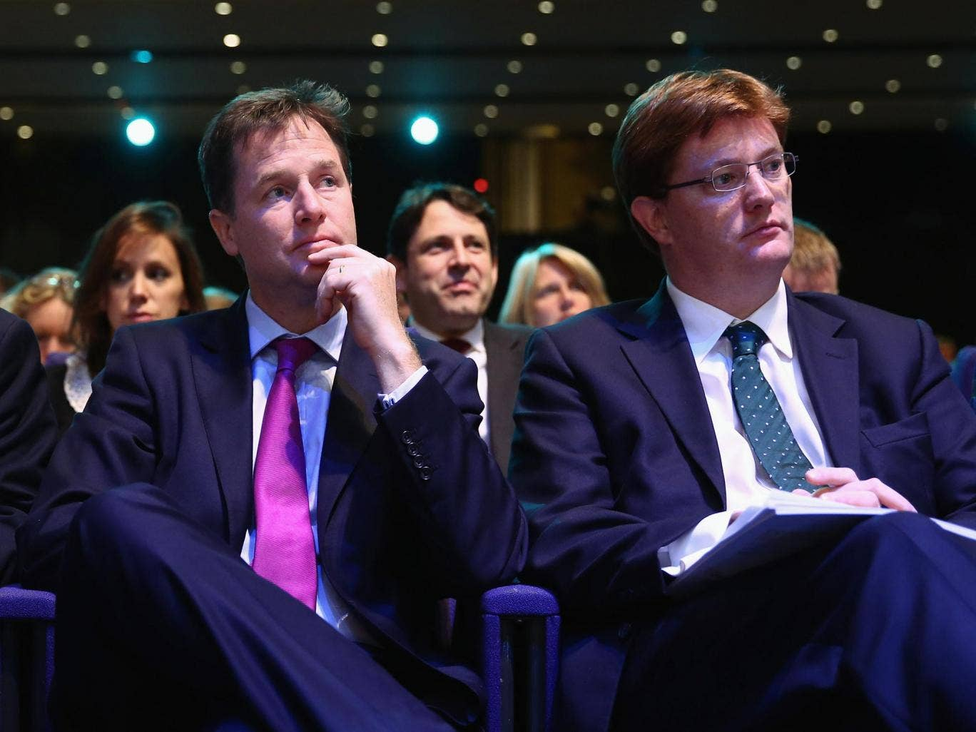 Nick Clegg and Danny Alexander believe they have the solution for dealing with the deficit