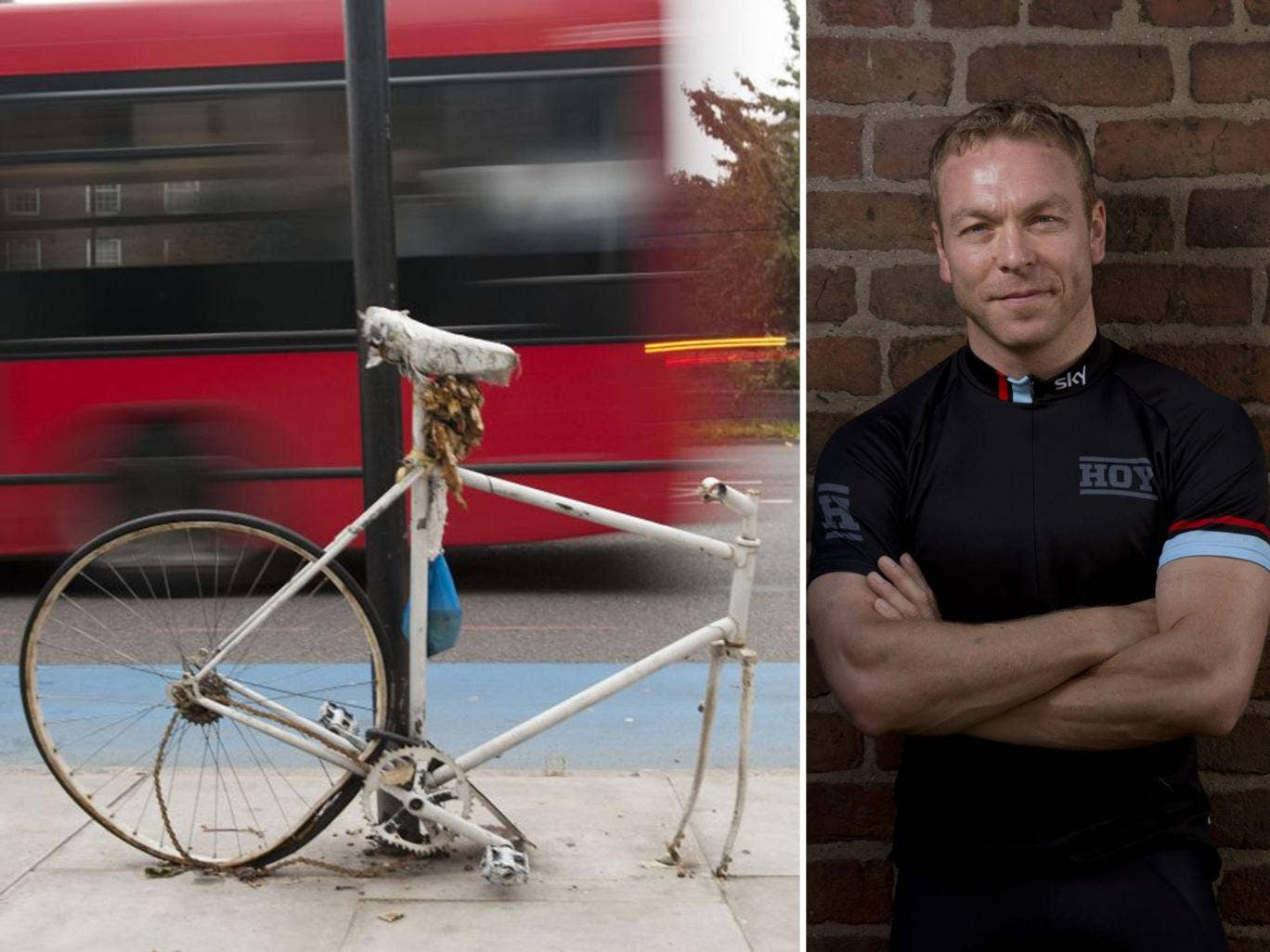 Sir Chris Hoy fears more cyclists will be killed before politicians act