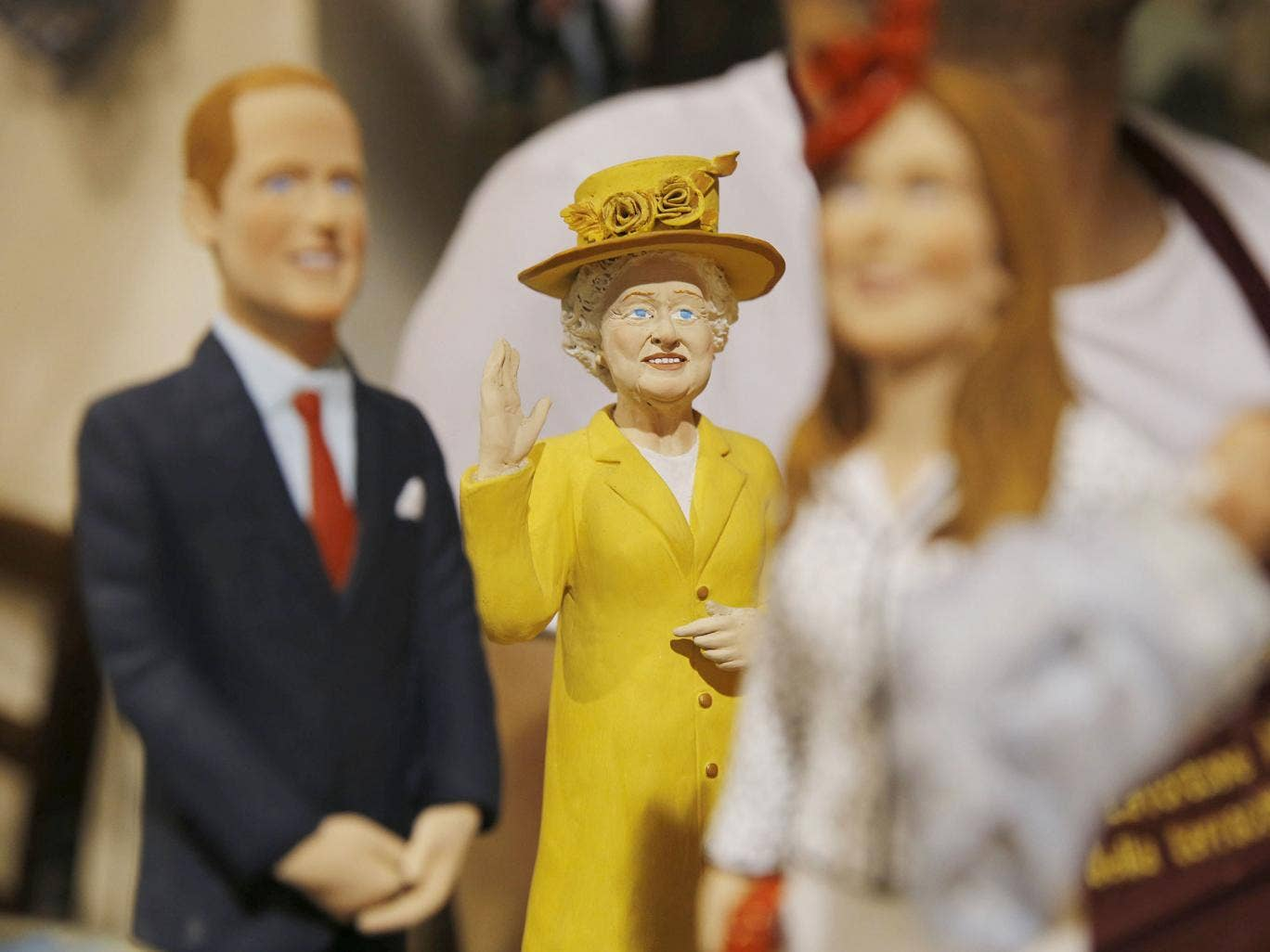 The Duke of Cambridge is more popular than the Queen