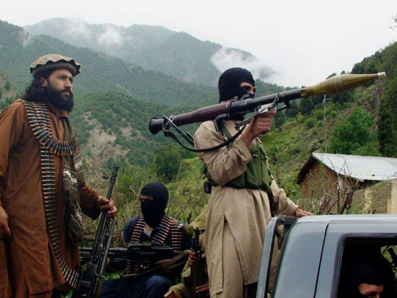 """The Pakistani army said it has launched a """"comprehensive operation"""" against foreign and local militants in a tribal region near the Afghan border"""
