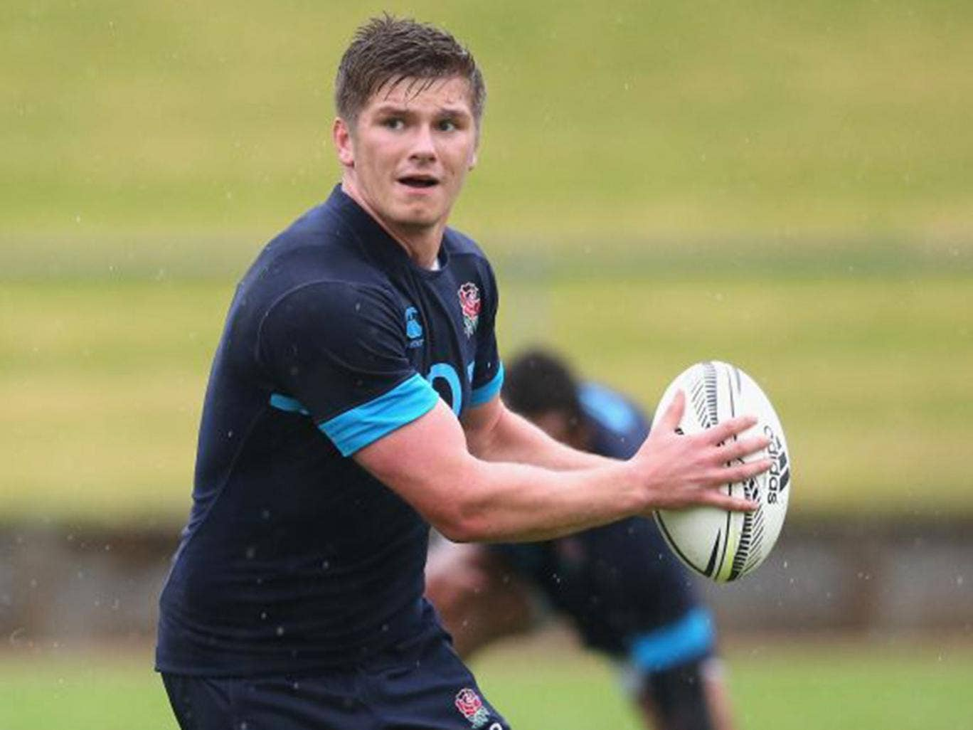 Owen Farrell is certain to be named England's fly-half this autumn