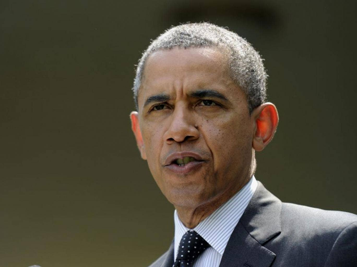 Barack Obama has compared action to cut carbon emissions to the space race