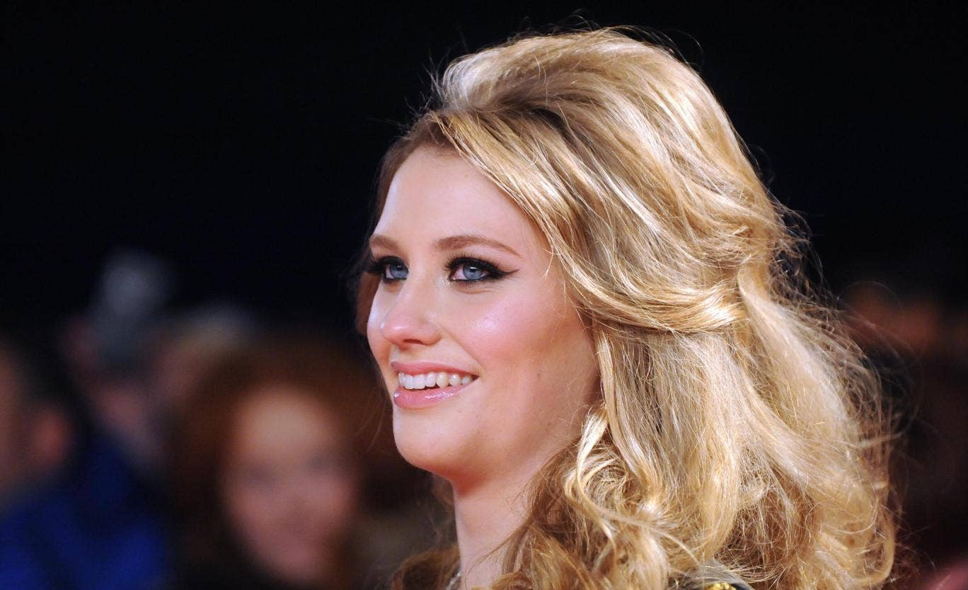 Ella Henderson's new single 'Ghosts' has gone straight in at number one in the UK charts