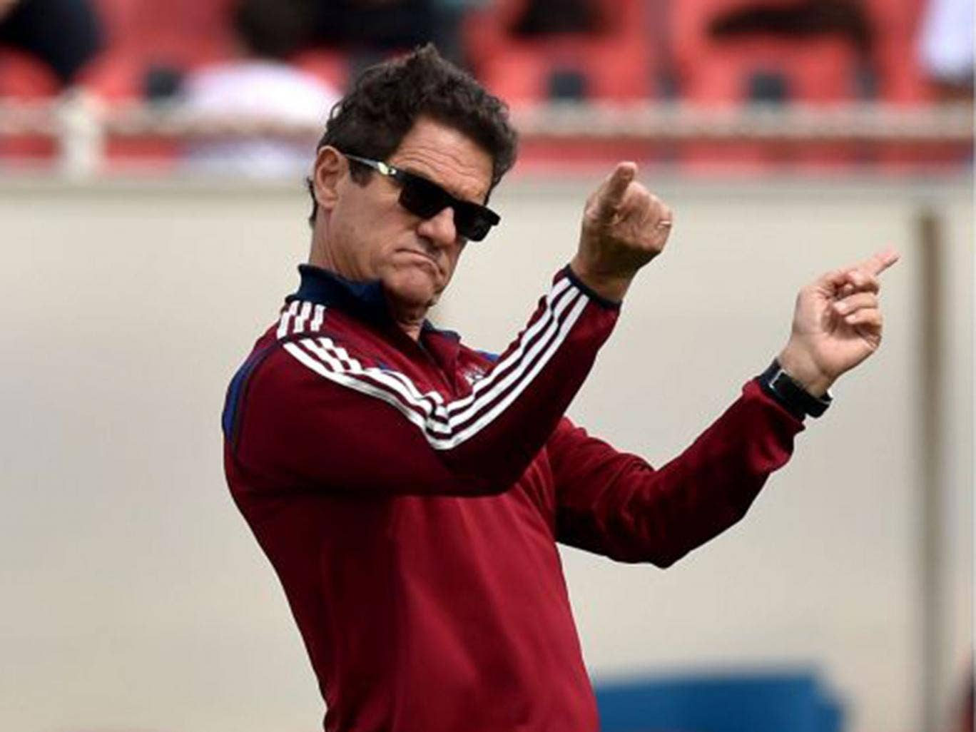Fabio Capello's World Cup begins today as his Russian team take on South Korea