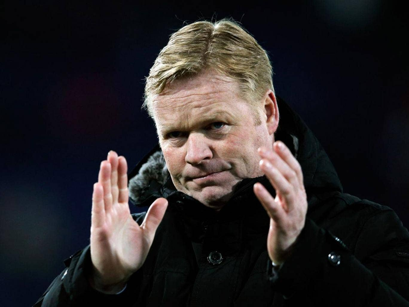 Ronald Koeman has joined after leading  Feyenoord to second place in the Dutch League
