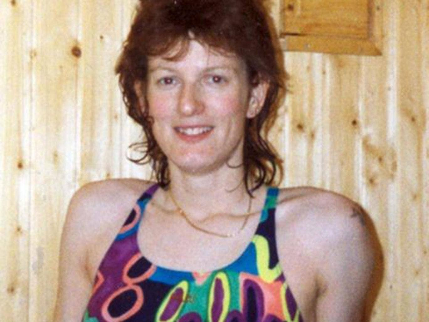 Dawn Walker, the former girlfriend of Kevin Nunn, who is serving life in prison for her murder