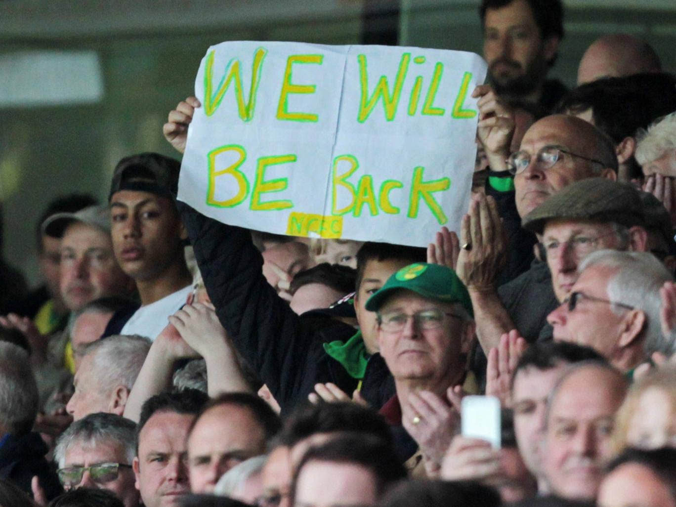 Norwich will attempt to return to the Premier League at the first time of asking