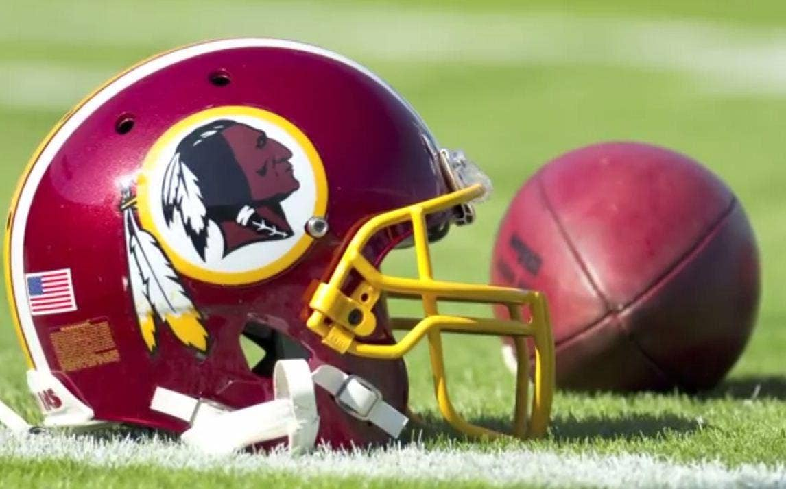 The US government has revoked the official trademark registration of the Washington Redskins