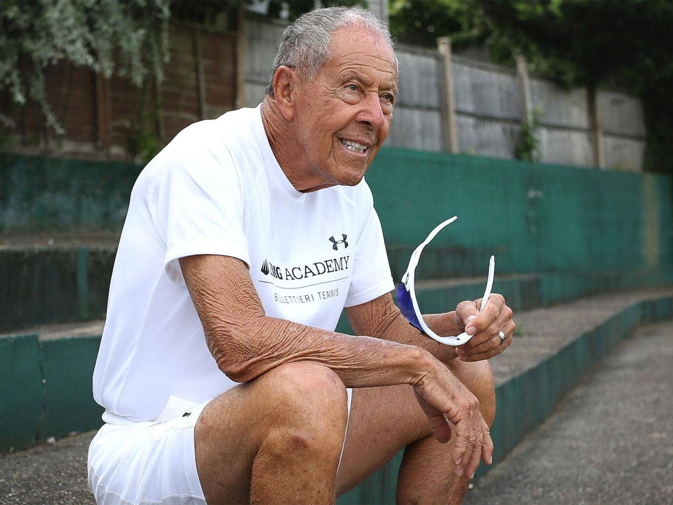 Bollettieri: 'I always seemed to cause a bit of a commotion'