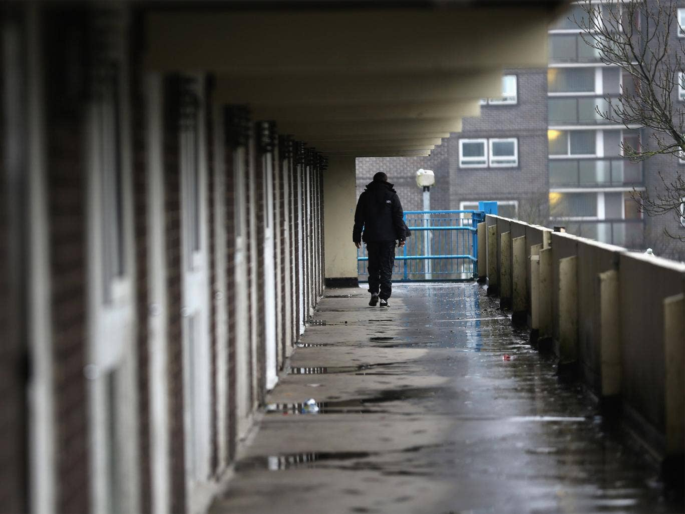 The survey found that  18 million people cannot afford adequate housing
