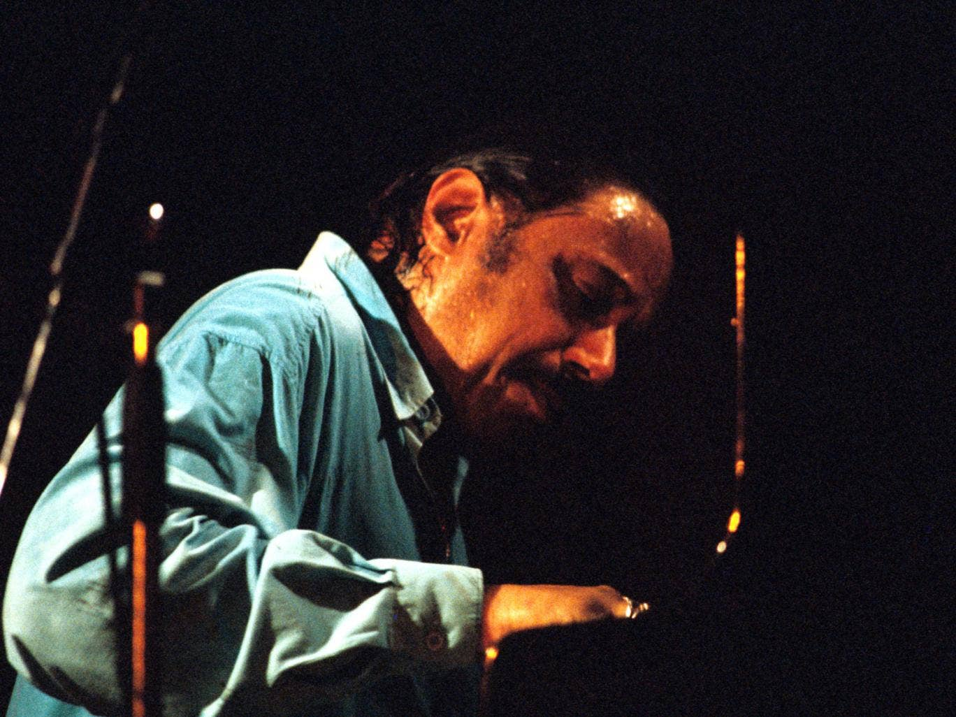 Horace Silver pictured in 1990