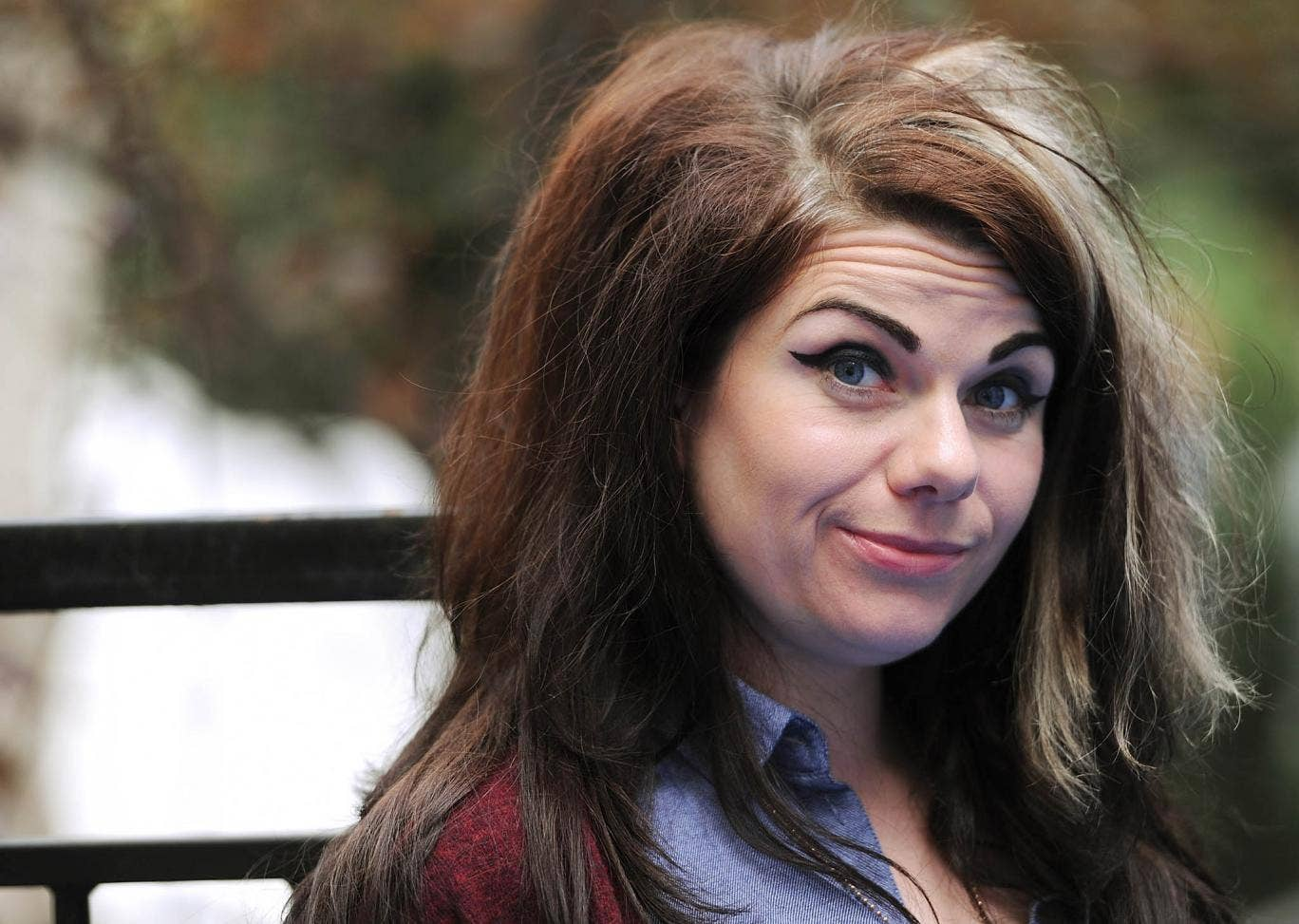 Columnist and writer Caitlin Moran