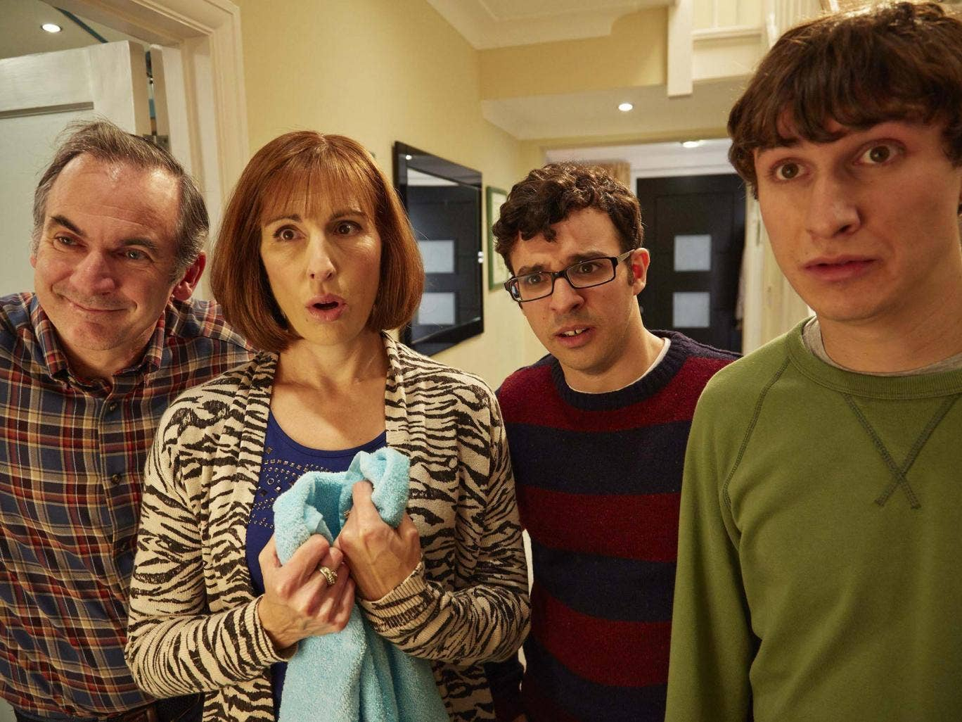 The new series of Friday Night Dinner on Channel 4 will be starting this week