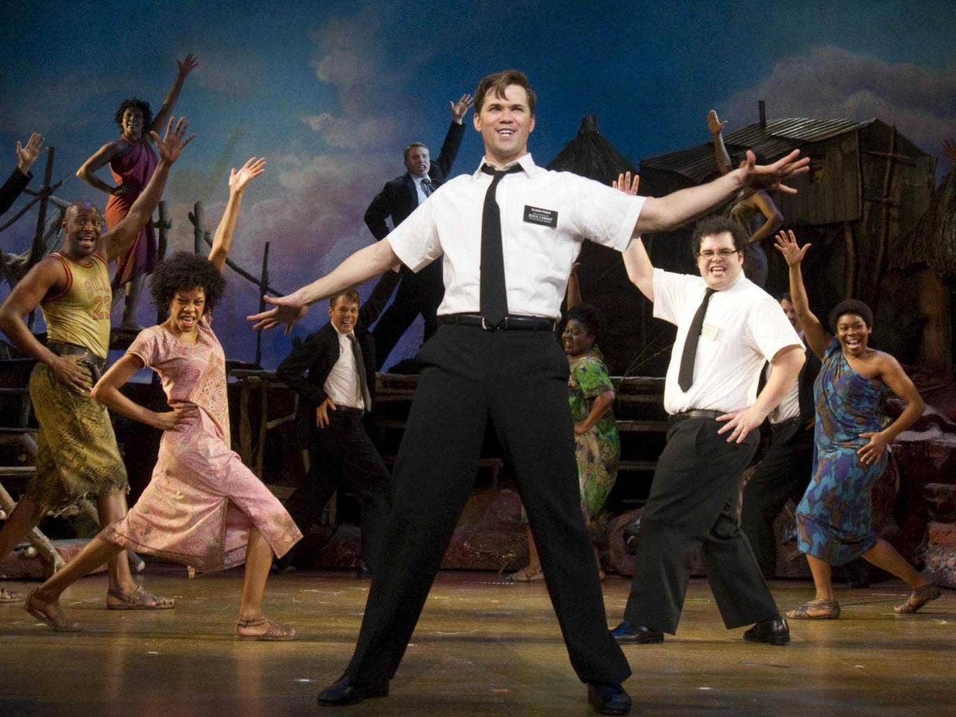 Best-seat ticket prices for the 'Book of Mormon' have doubled in just a year
