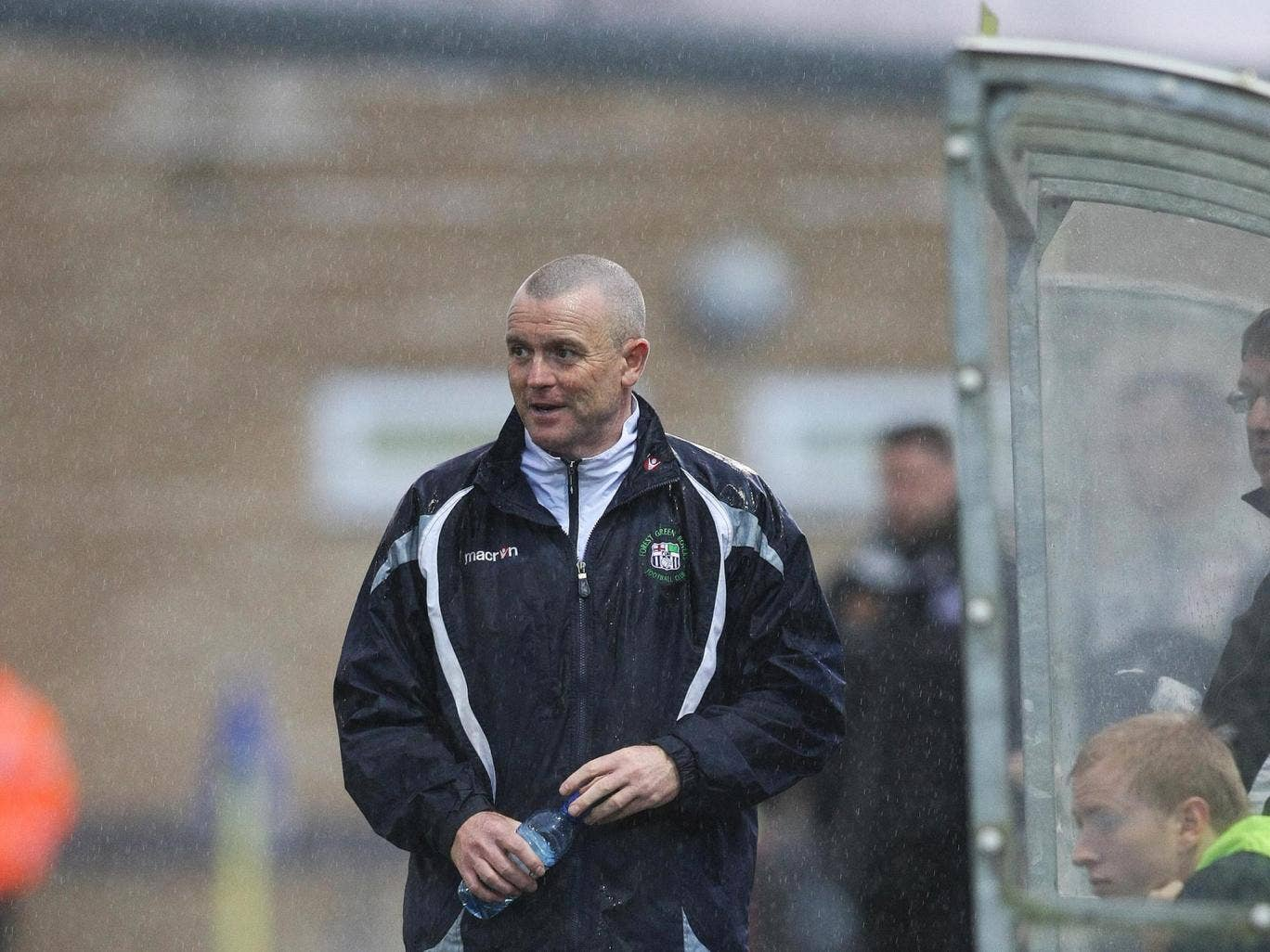 Former Forest Green manager Dave Hockaday is now Leeds United head coach