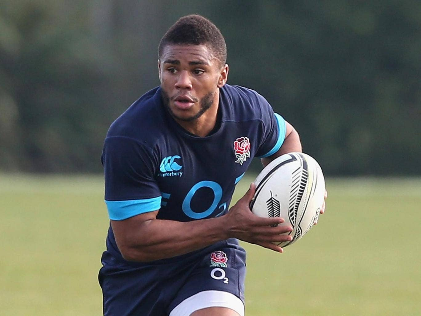 Kyle Eastmond has a big chance to strengthen his place in the England Test squad