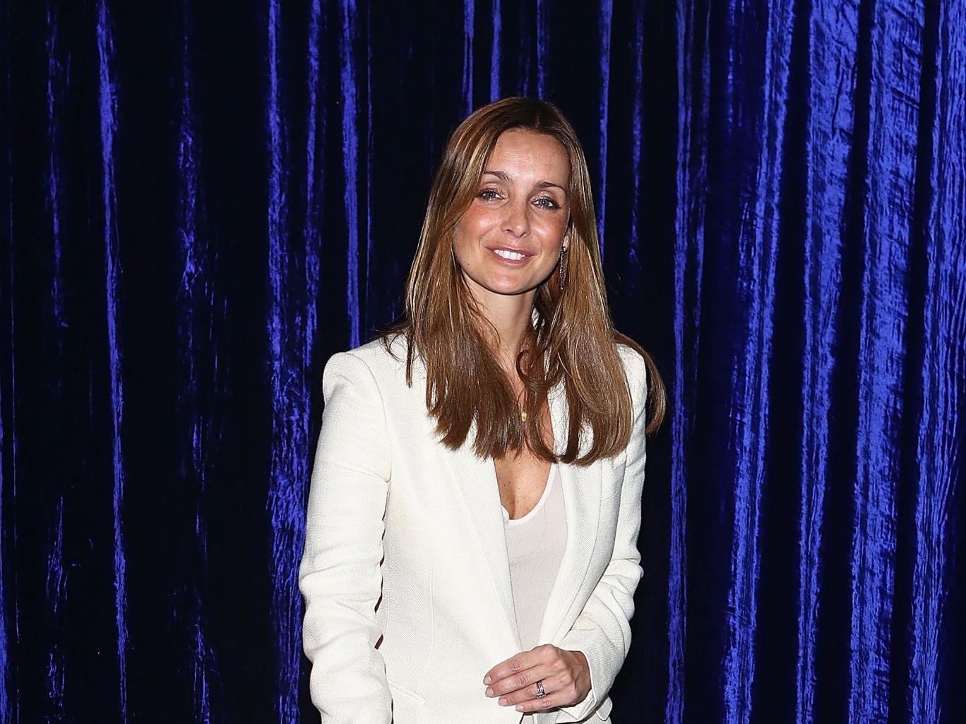 Louise Redknapp is married to retired footballer Jamie Redknapp