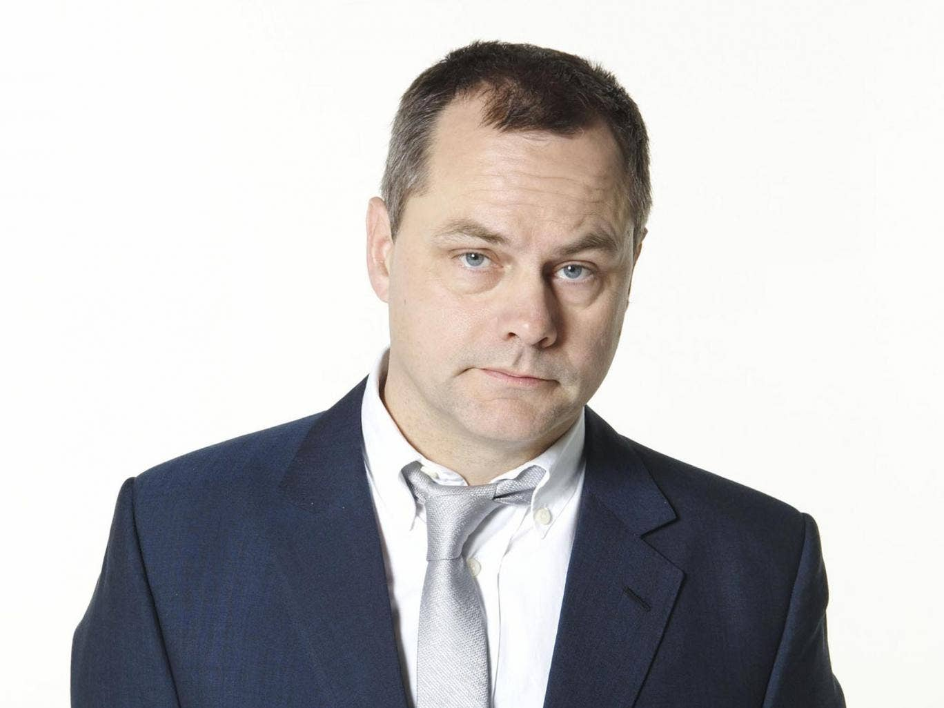 Comedian Jack Dee has allegedly threatened to quit as chairman of long-running Radio 4 panel show 'I'm Sorry I Haven't A Clue'