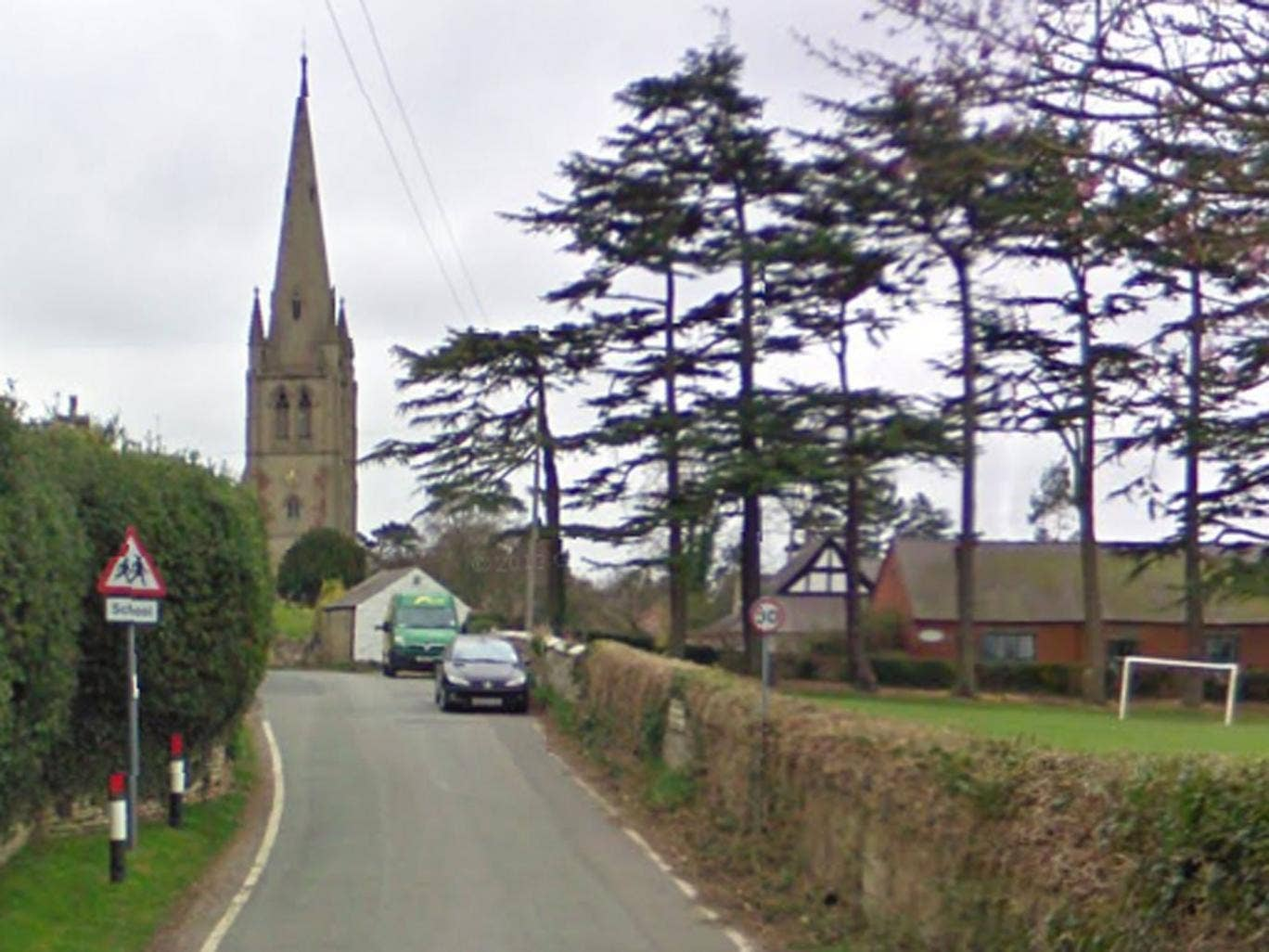 Clive C of E Primary School, Shropshire, said it had only received five working days' notice about an unspecified 'mother's wedding' before rejecting the request