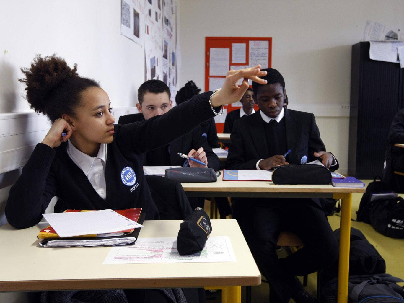 Nationally, 58.1 per cent of black pupils achieved the benchmark of five A* to C grade passes at GCSE – up 8.8 per cent since 2010
