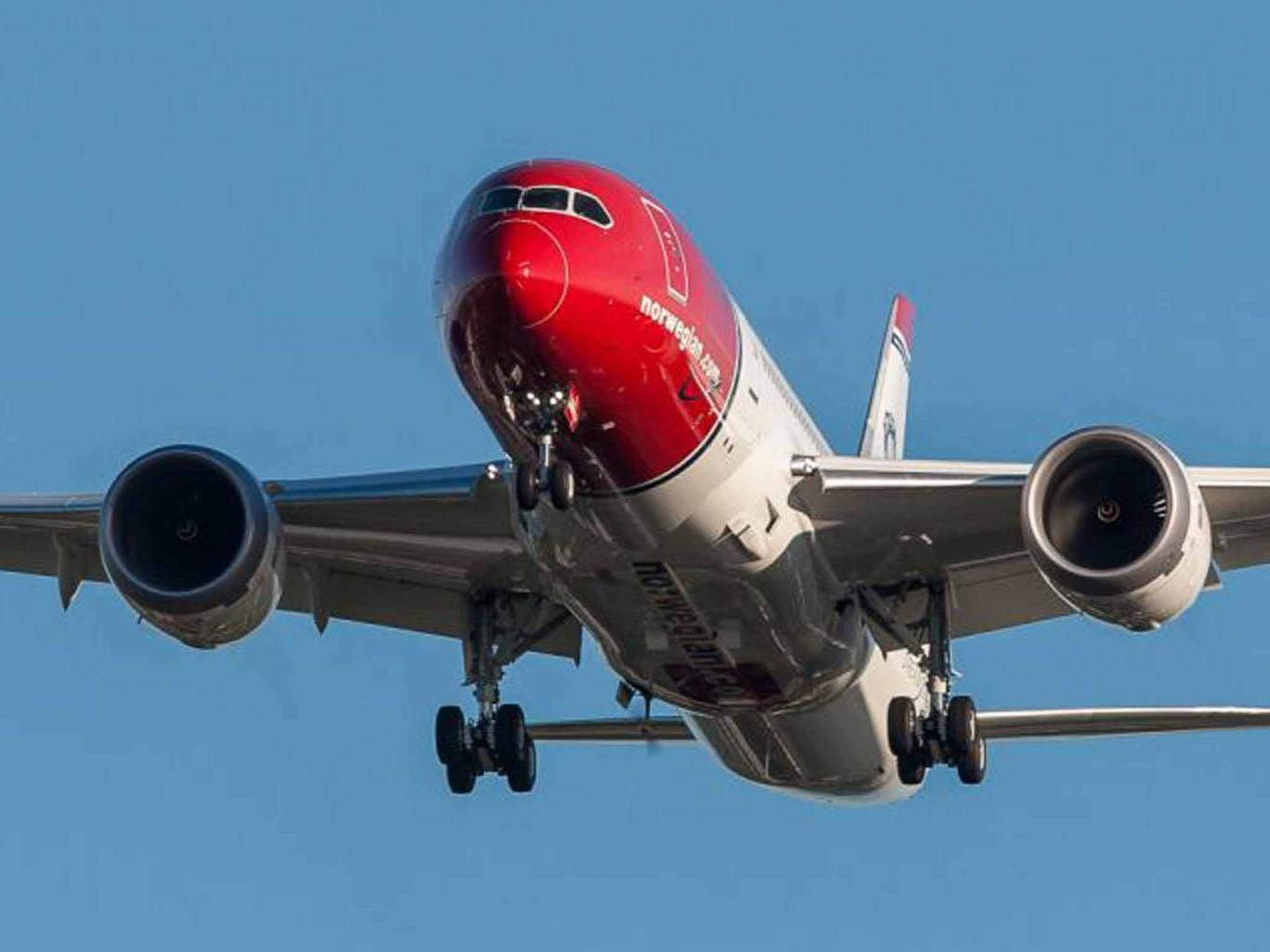 Ready for take off: Norwegian is to fly to the US