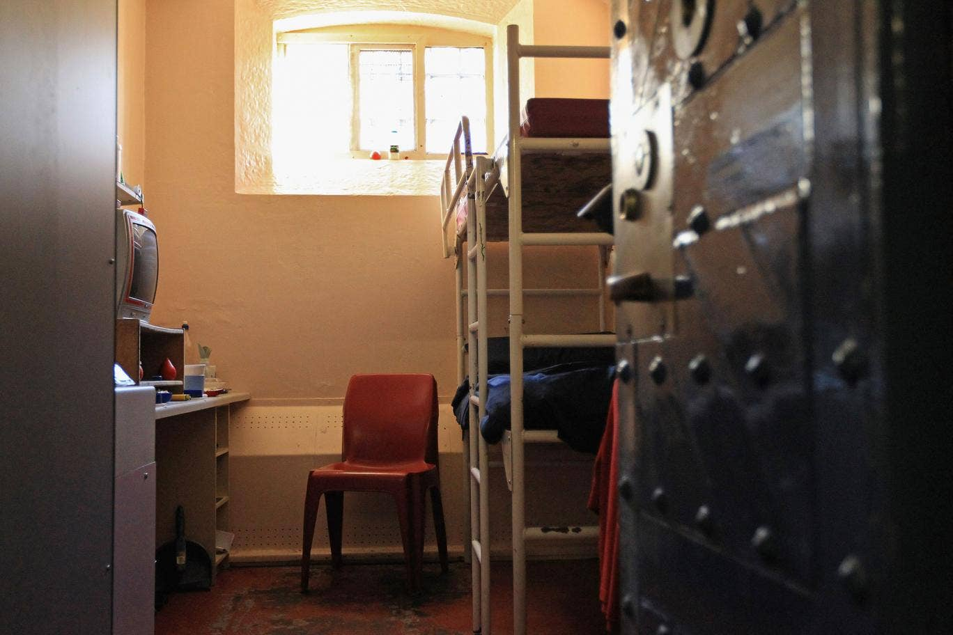 New chapter: books transform prison life for some convicts