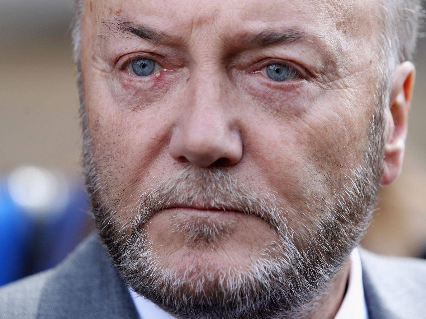George Galloway's was attacked on Notting Hill street by man 'shouting about the holocaust'