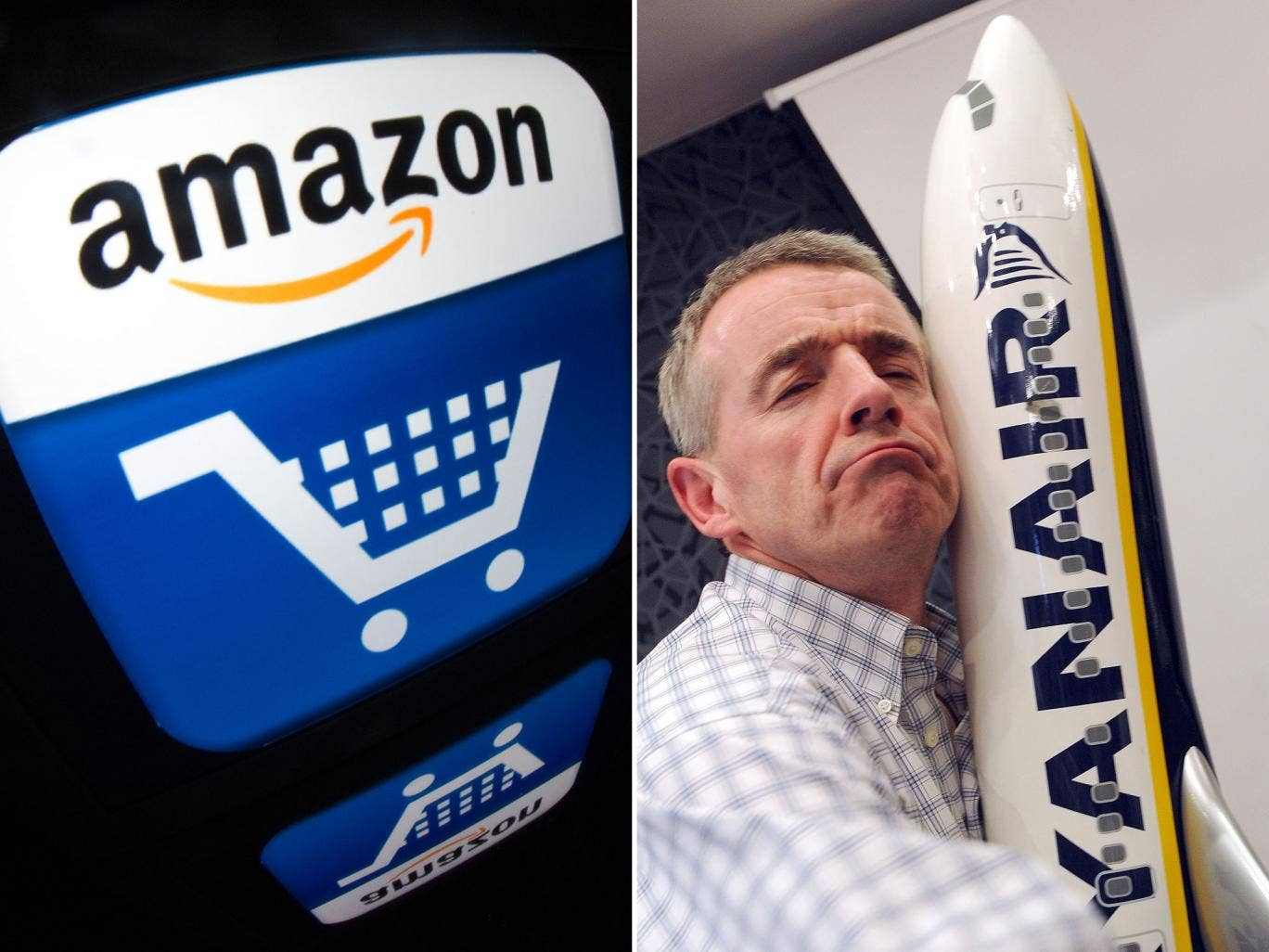 "Hachette has warned that Amazon was reaching a ""Ryanair moment"" when customers and suppliers would become uncomfortable with the way that the company operates"