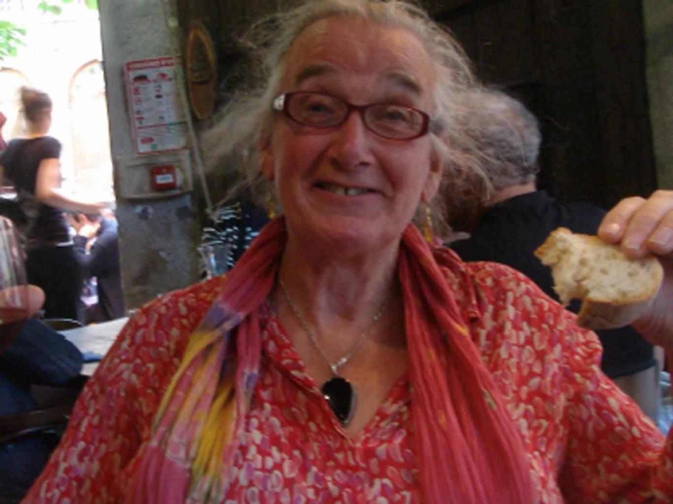 Martine Shackerley-Bennett
