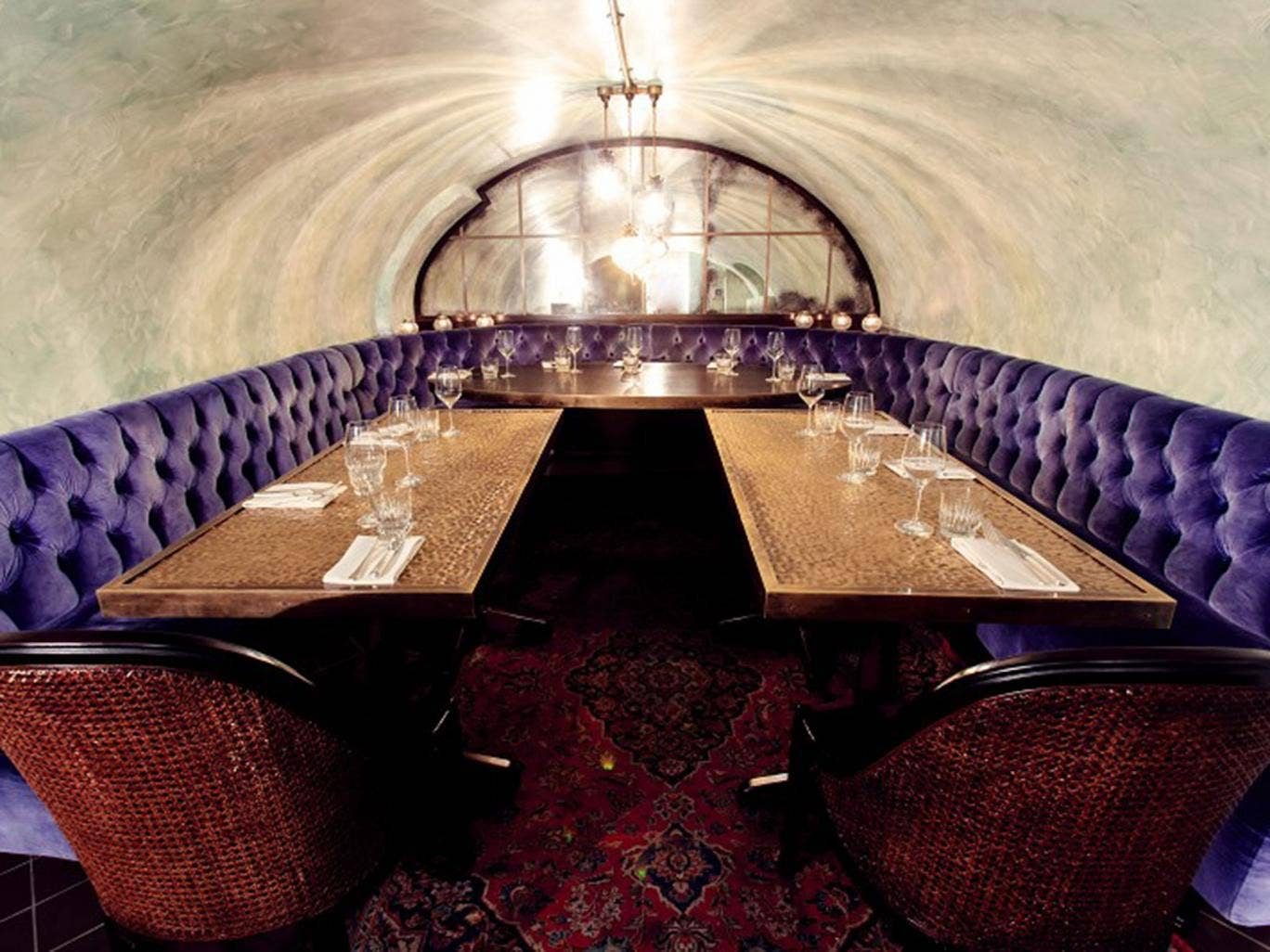 Gymkhana in London's Mayfair is the first Indian restaurant to win the award