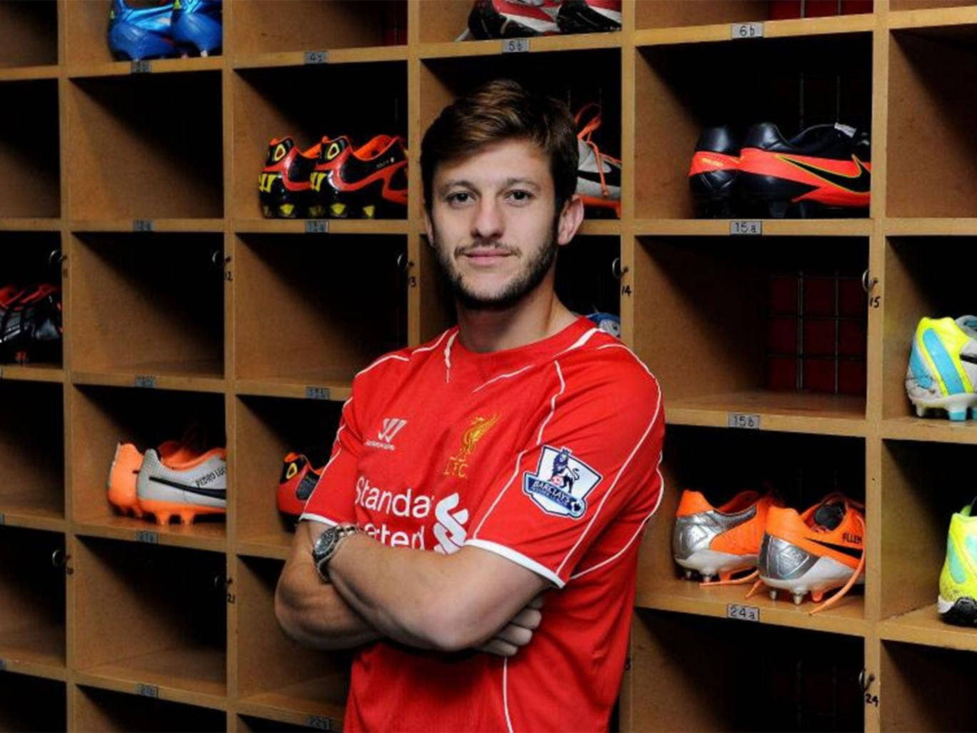 Liverpool have announced the signing of Southampton and Liverpool man Adam Lallana