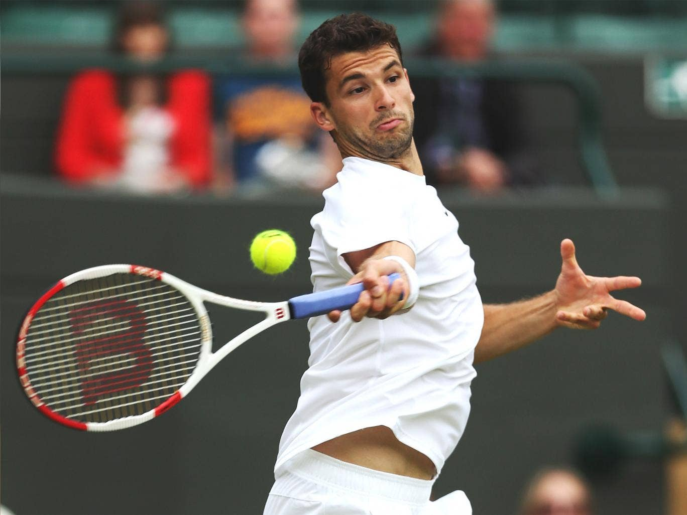 Grigor Dimitrov's talent is now being matched by his results