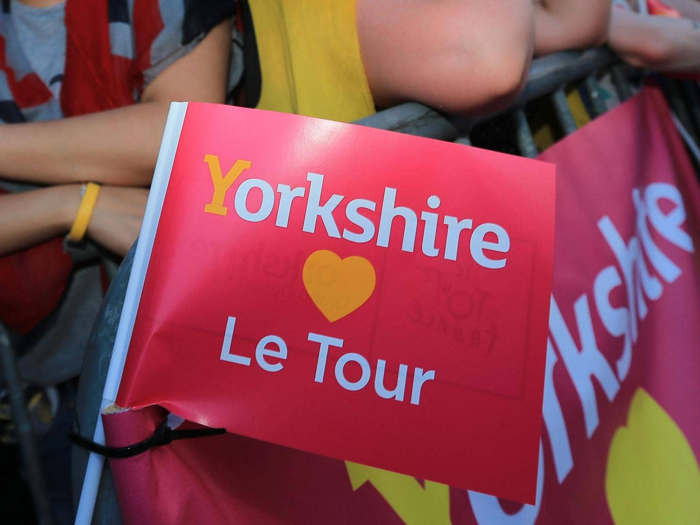 The Tour will begin in Yorkshire for the first time in its history