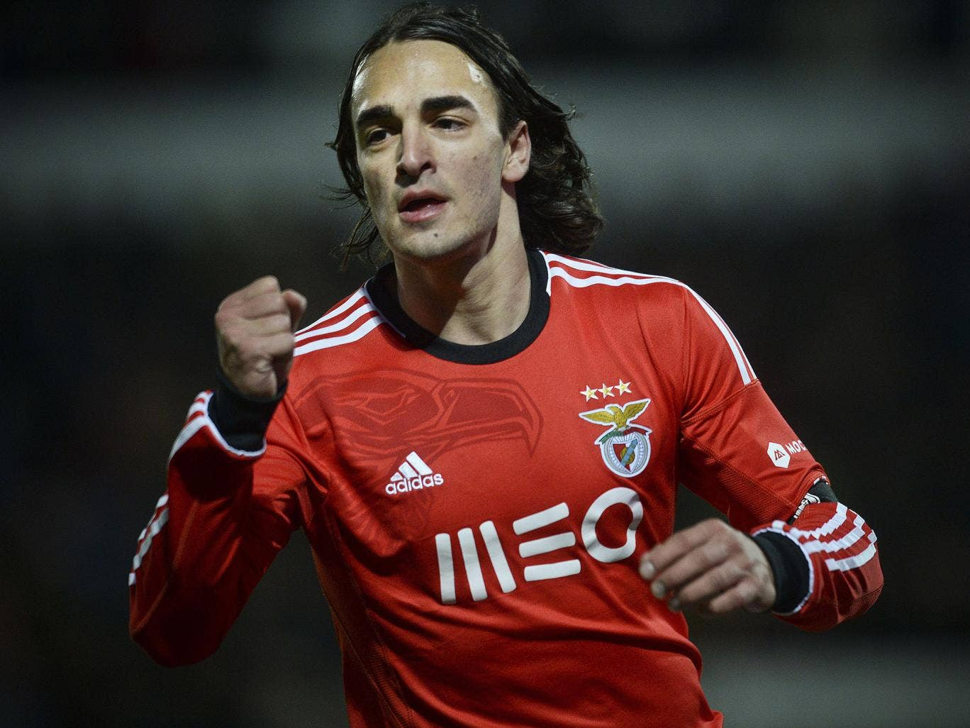 Lazar Markovic could soon be on his way to Liverpool