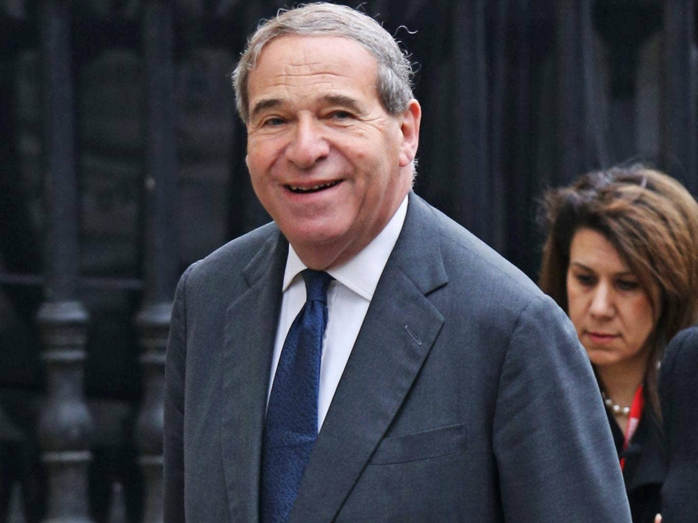 Leon Brittan has said he was handed the Dickens dossier but passed it on to Home Office staff