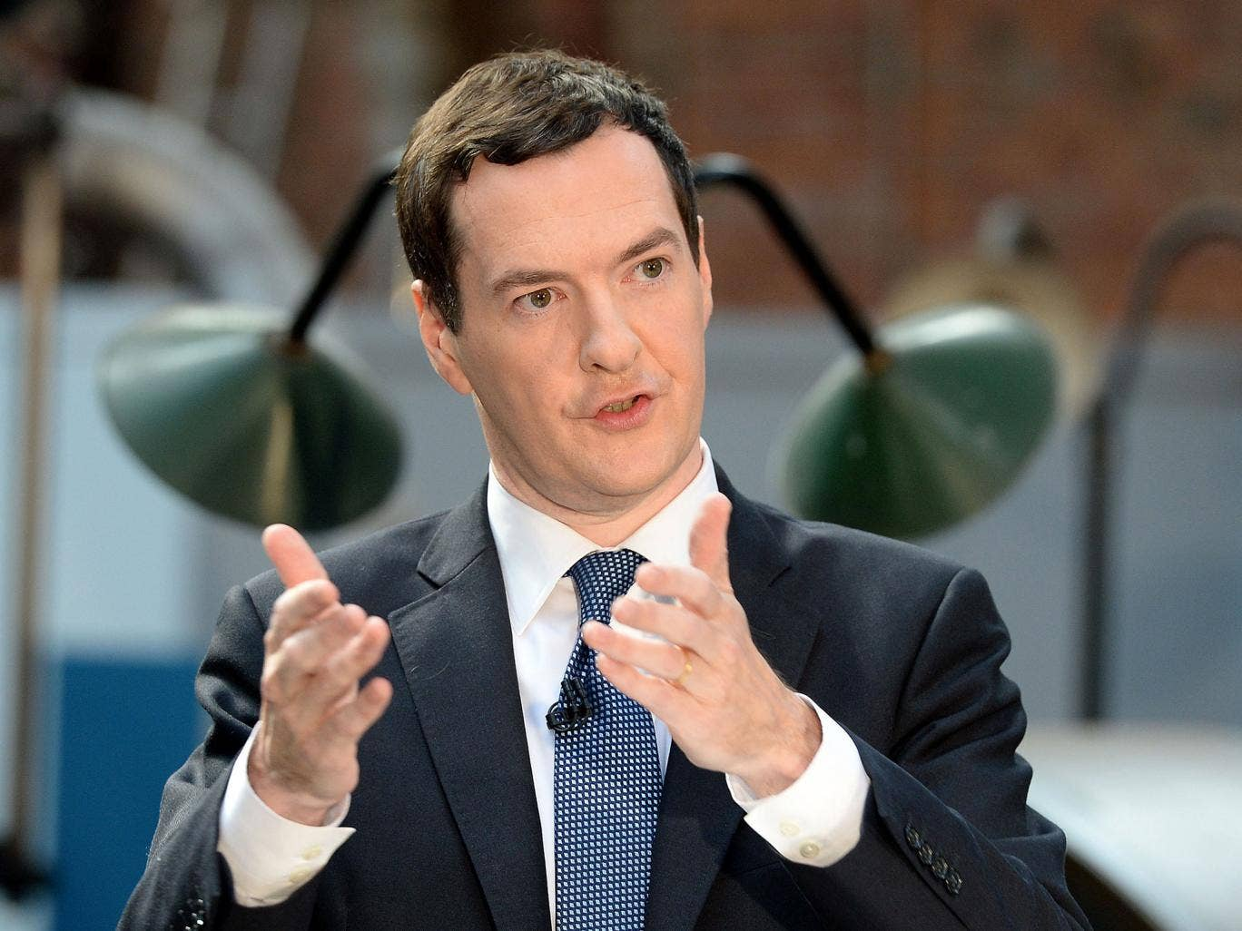 Mr Osborne, who is on a two-day trip to India with Foreign Secretary William Hague, said the two countries would see greater investment in each other's economies and more job creation.