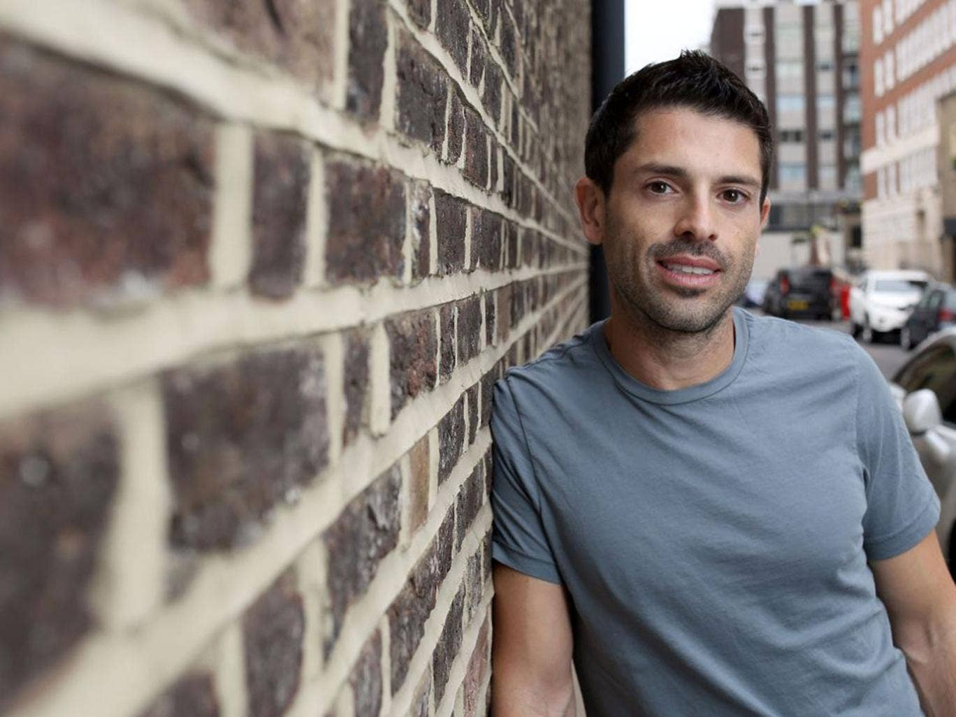 Well connected: more than five million people use Grindr, founded by Joel Simkhai