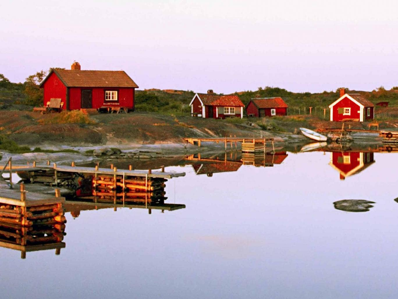 Still waters: serenity in the Stockholm archipelago