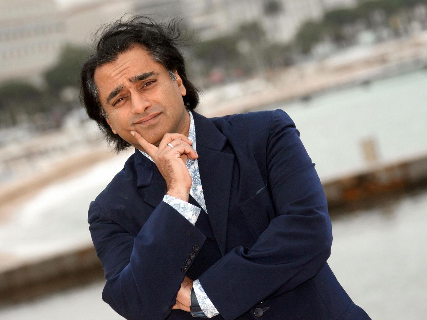 Comedian, actor and broadcaster Sanjeev Bhaskar