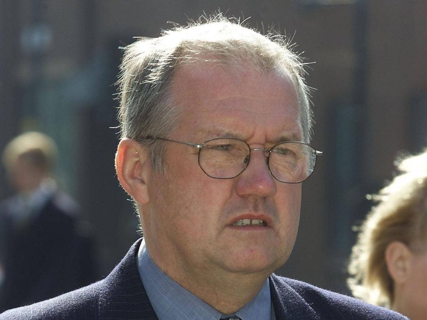 The jury has heard that match commander Ch Supt David Duckenfield ordered an exit gate at the ground to be opened