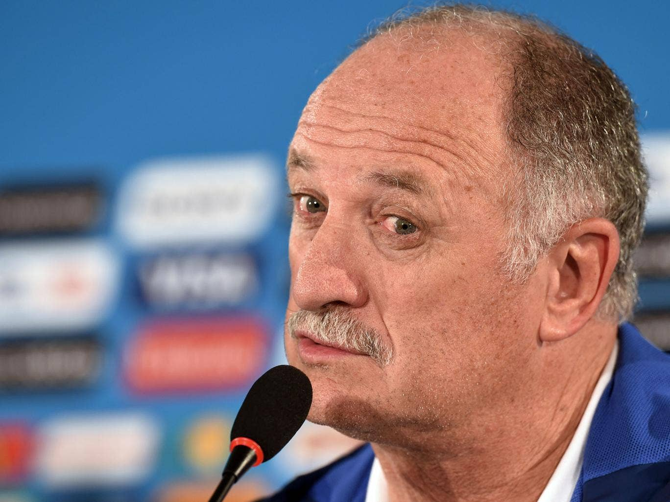 Luis Felipe Scolari will keep his Brazil job, claims the president elect of the CBF