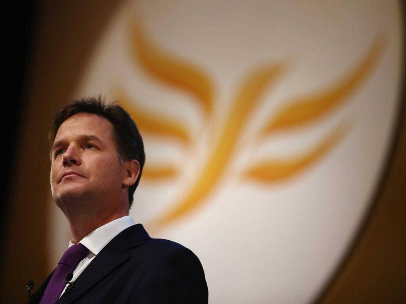 A new election forecast indicates Nick Clegg's Liberal Democrats may hold the power in deciding who forms the next government