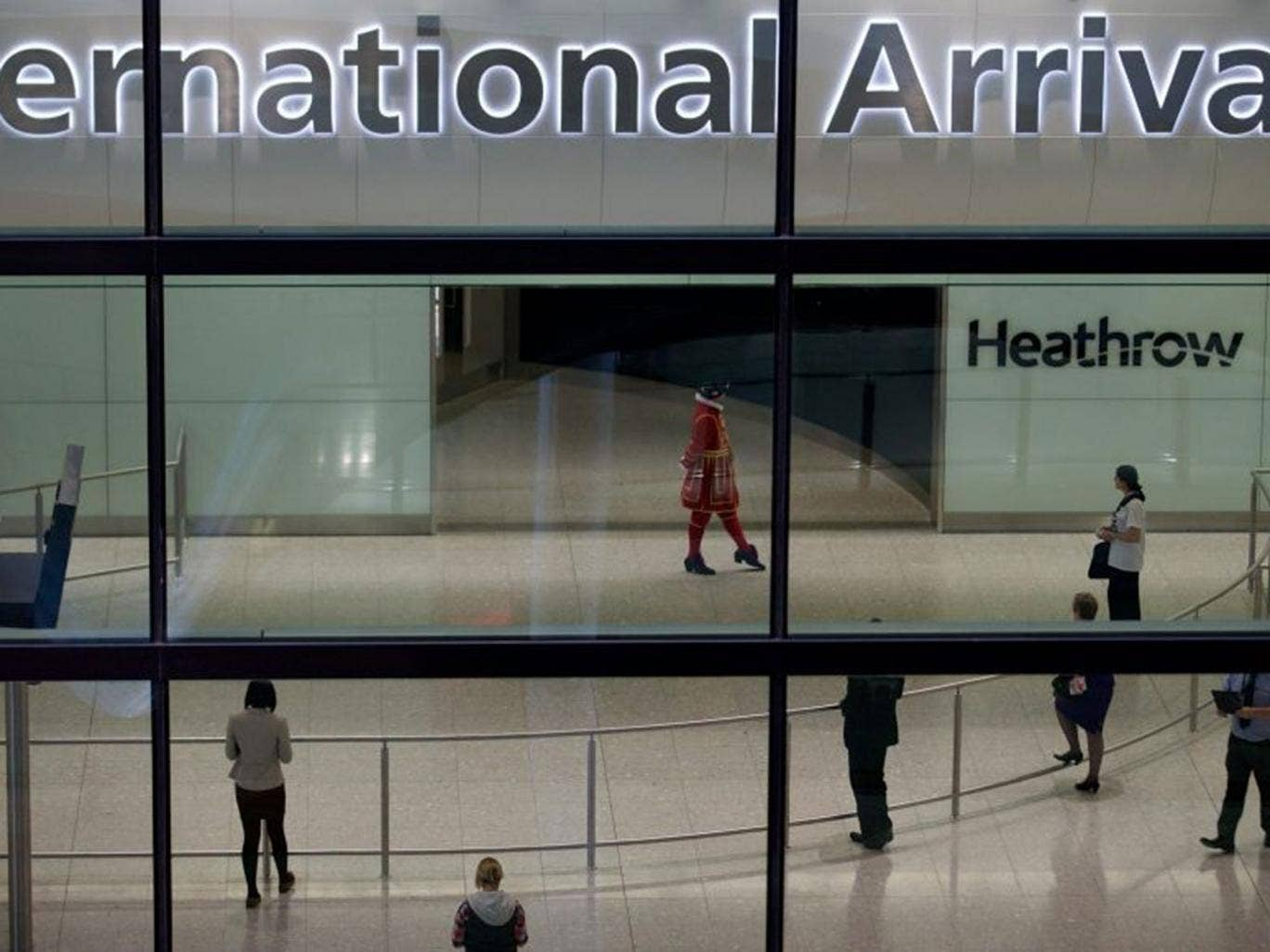 Kenyans are being warned not to travel to Heathrow