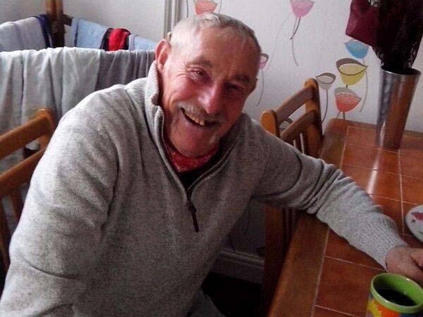 Arthur Jones, 73, who went missing in Crete on 19 June