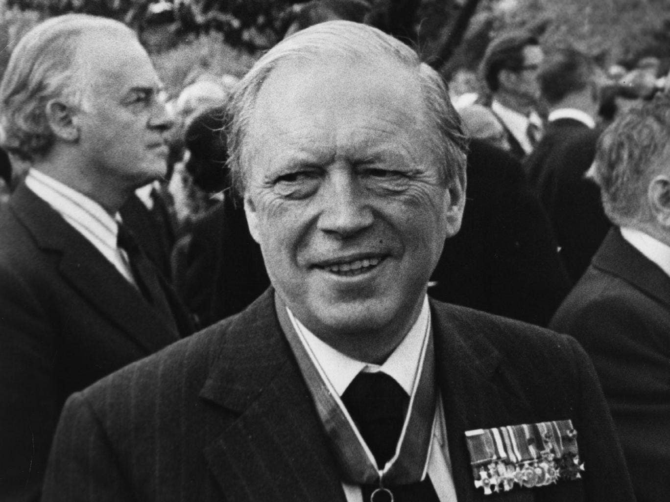 Airey Neave died after an attack on the House of Commons in 1979