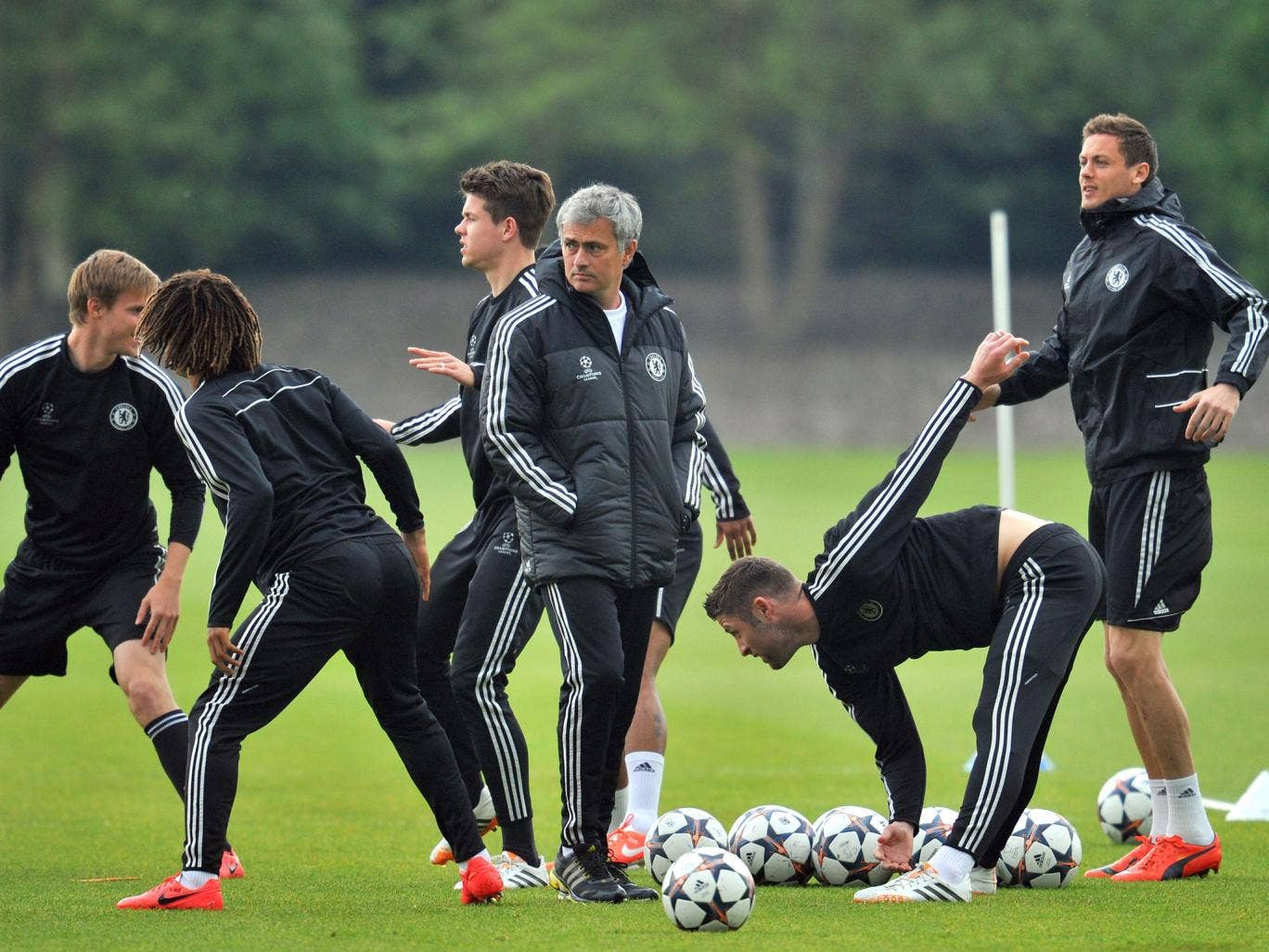 Jose Mourinho will be going all out to deliver a title to Chelsea in 2014-15