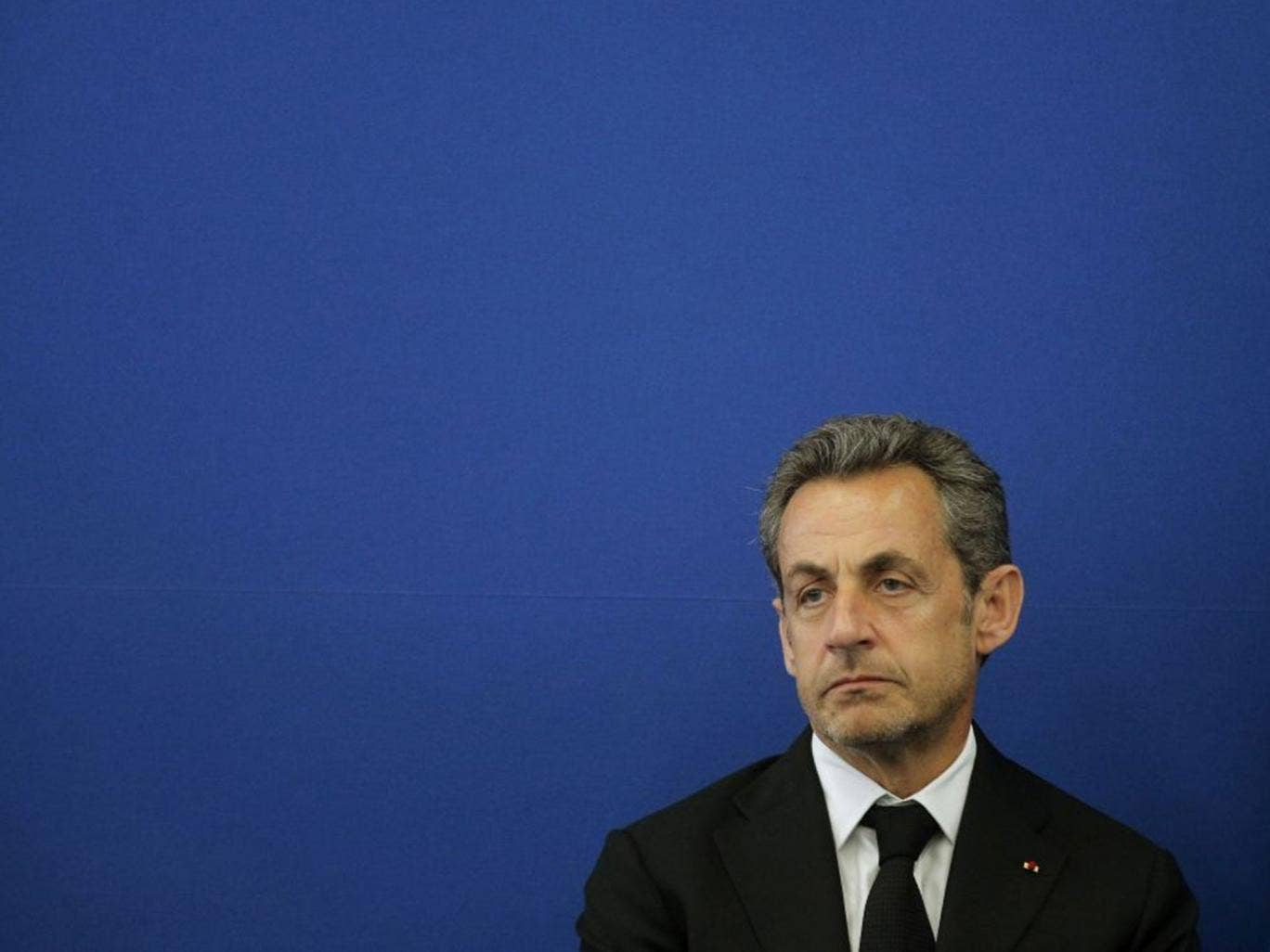 "Sarkozy indignantly defended his ""honour"" earlier this month"